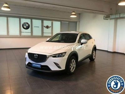 usata Mazda CX-3 CX-31.5d Exceed 2wd 105cv my17