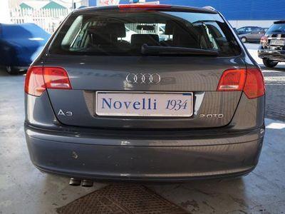 usata Audi A3 Sportback 2003 Diesel SB 2.0 tdi Attraction