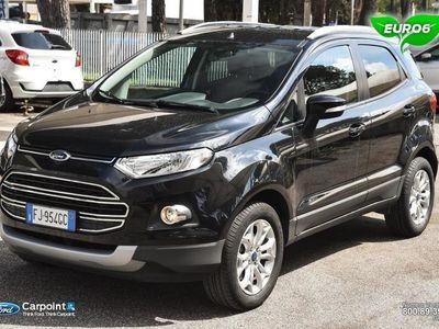 usado Ford Ecosport 1.5 tdci Titanium 95cv E6
