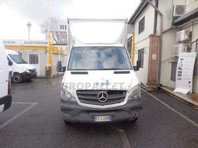 używany Mercedes Sprinter CASSONATO 8 BANCALI PRONTA CONSEGNA
