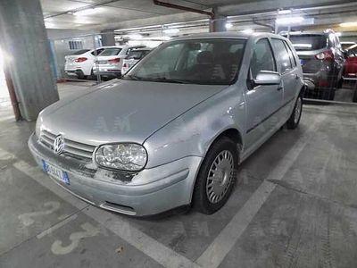 usata VW Golf IV 1.9 TDI/110 CV cat 5p. Comfortline del 1999 usata a Genova