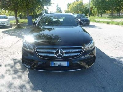 usado Mercedes E220 S.W. 4Matic Auto Premium rif. 8539371