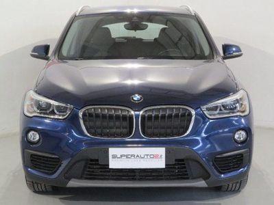 usado BMW X1 sDrive20d Business