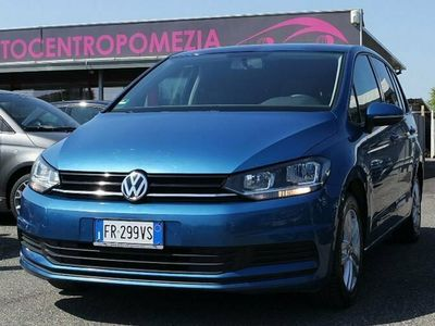 usata VW Touran 1.6 TDI 115 CV Business BlueMotion Technology