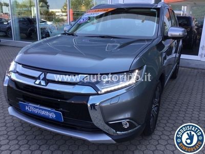 käytetty Mitsubishi Outlander OUTLANDER2.2 Instyle Plus Navi Diamond Pack awd 7