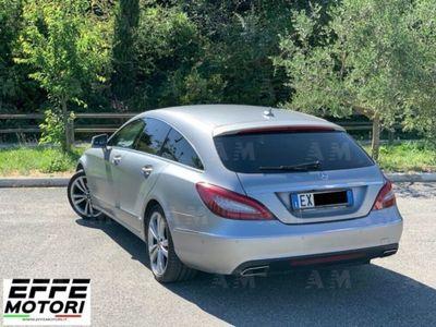 usata Mercedes CLS250 Shooting Brake d SW 4Matic Premium usato