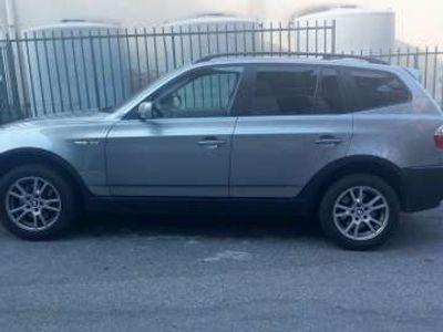 usata BMW X3 2.5i cat Eletta