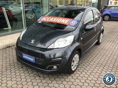 usata Peugeot 107 1071.0 12v Active 5p