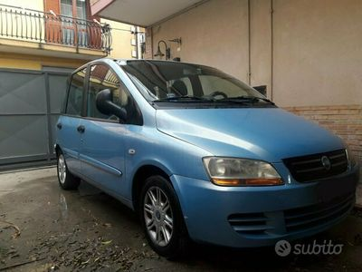 usata Fiat Multipla 2ª serie - 2004