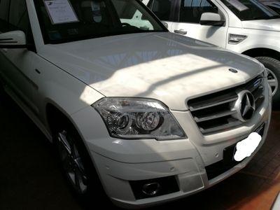 usata Mercedes GLK220 BlueEFFICENTY 220 CDI 4 MATIC C.A. SPORT