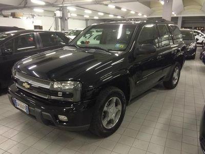 usata Chevrolet TrailBlazer 4.2 L6 Lt Premium Gpl Usato