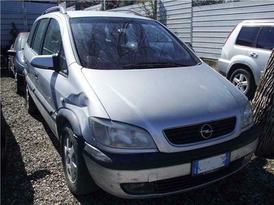 usata Opel Zafira 2.0 TDI 2002