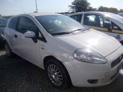 usata Fiat Grande Punto Grande Punto 1.4 gpl 3p.van actual 2p.ti