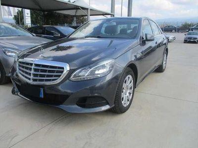 usata Mercedes E220 CDI BlueTEC Executive