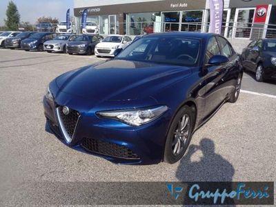 gebraucht Alfa Romeo Giulia 2.2 Turbodiesel 150 CV AT8 Business nuova a Tavagnacco