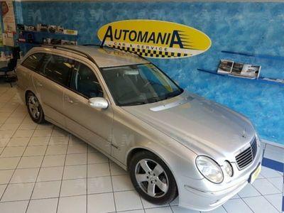 used Mercedes 320 Classe E Station WagonCDI cat EVO Avantgarde usato
