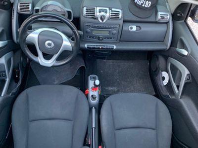 usata Smart ForTwo Cabrio fortwo 800 33 kW cabrio passion cdi
