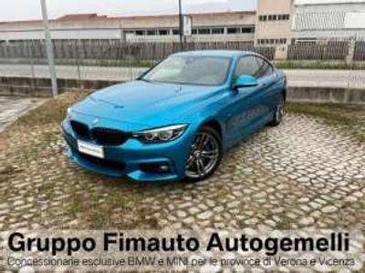 usata BMW 430 d Coupé Msport Aut. Diesel