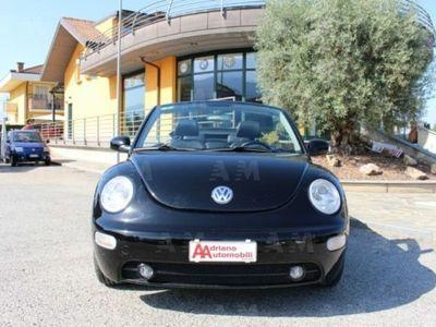 brugt VW Beetle New1.9 TDI 101CV Cabrio - UNICO PROPRIETARIO