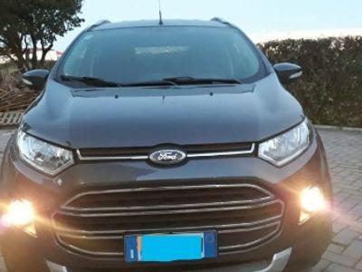 brugt Ford Ecosport - novembre 2016