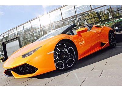 usata Lamborghini Huracán Huracan HURCAN SPYDER