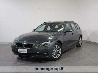 usata BMW 318 d touring Business Advantage auto