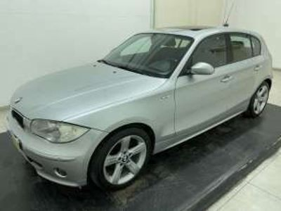 usata BMW 116 i cat 5 porte Eletta Benzina