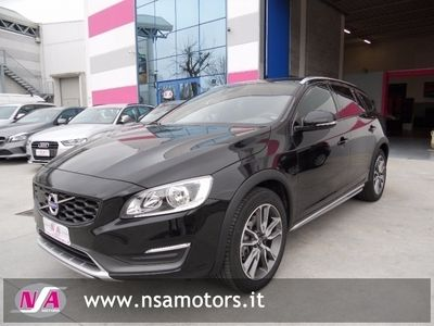 brugt Volvo V60 CC Cross Country D3 Geartronic Business rif. 7441452