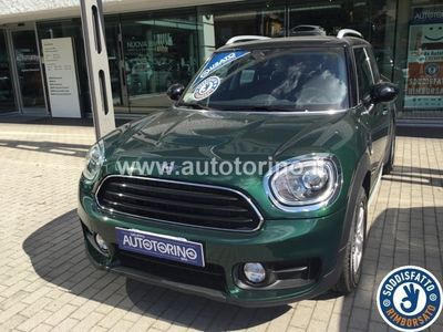 used Mini Cooper D Countryman COUNTRYMAN 2.0 Business my18