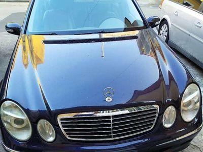 usata Mercedes E280 CDI Avantgarde DPF