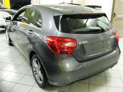 usata Mercedes A180 CDI Sport Navi e Sensori retro