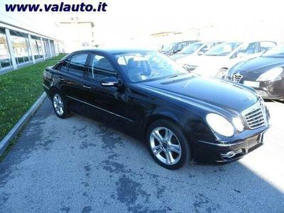 usata Mercedes E280 CDI AVANTGARDE EVO 4MATIC CV190