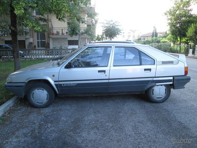 used Citroën BX a GPL -iscritta ASI-