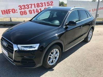 usata Audi Q3 2.0 TDI 150 CV quattro S tronic edition