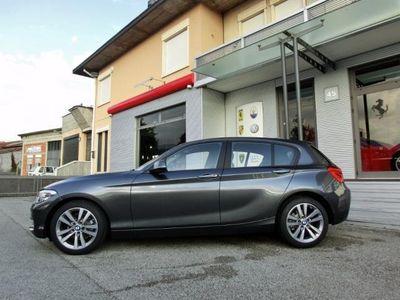 usata BMW 118 d 5p. Advantage Business Automatica *Navi+LED* rif. 7090865