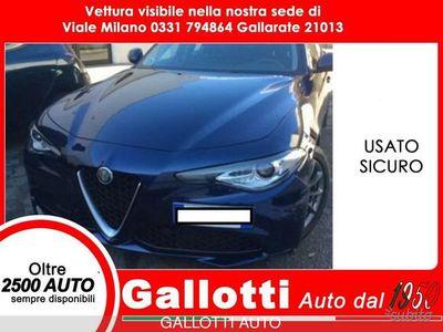 gebraucht Alfa Romeo Giulia 2.2 Turbodiesel 180 CV Super
