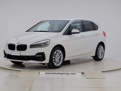 brugt BMW 218 Active Tourer d Advantage