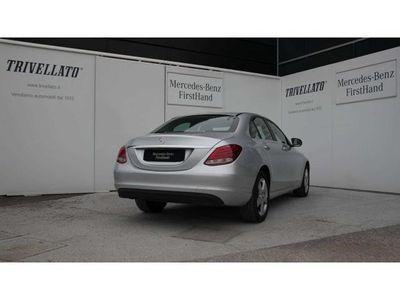 usata Mercedes C180 Classed Automatic Executive del 2016 usata a Torri di Quartesolo