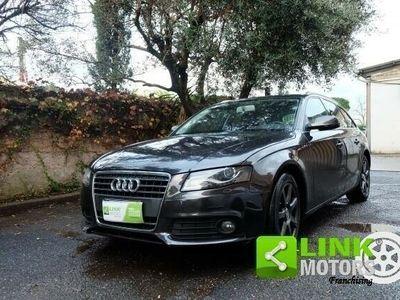 usata Audi A4 Avant 2.0 TDI 143CV F.AP. mult. Adv.