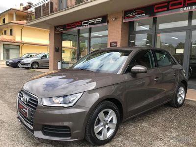 brugt Audi A1 Sportback 1.4 TDI 90CV ultra NAVI * NEOPATENTATI *