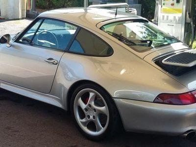 usata Porsche 993 - 4s