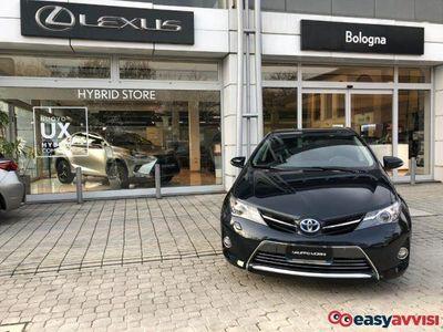 usata Toyota Auris 1.8 hybrid lounge elettrica/benzina