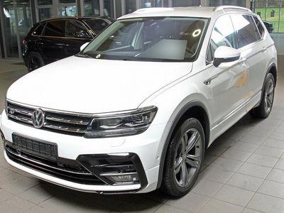 usata VW Tiguan 2.0 Tsi Dsg 4-motion,r-line, Highline, Leder, Ahk, 7 Sitze