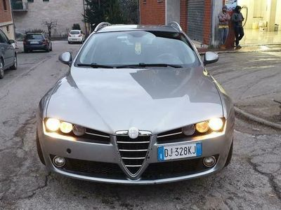 usata Alfa Romeo 159 1.9 JTDm 16V SW Distinctive