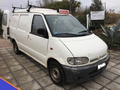 usata Nissan Vanette - TAGLIANDATO REVISIONATO