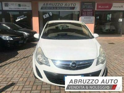 usata Opel Corsa 1.2 85 CV 3p. GPL-TECH Ecotec