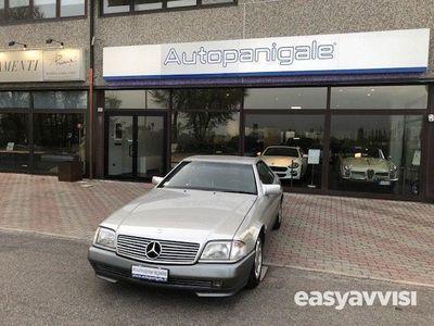 used Mercedes 300 slcat benzina