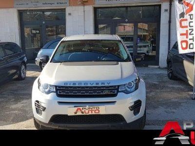 usado Land Rover Discovery Sport 2.0 TD4 AUTOMATICA- XEN