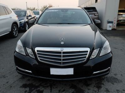 usado Mercedes E250 Classe E Classe E-212 SW Dieselcdi BE Elegance Plus 4matic auto