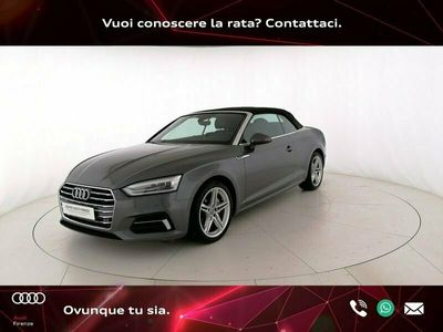 usata Audi A5 Cabriolet Business Sport 3.0 TDI 160 kW (218 PS) S tronic